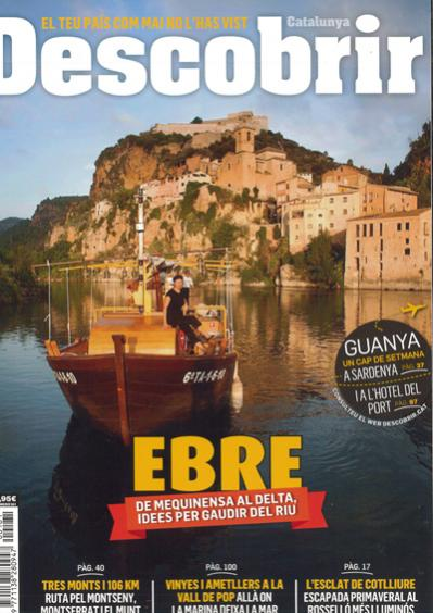 'No estiguis orsai, llegeix' revista Descobrir