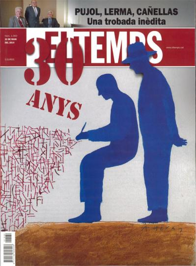 30 anys de la revista El Temps