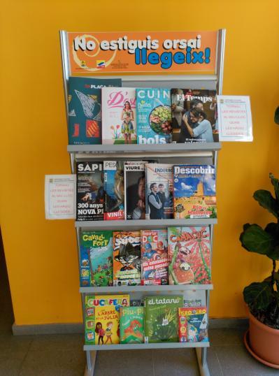 7 anys de foment de la lectura en català